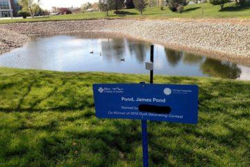 Pond, James Pond